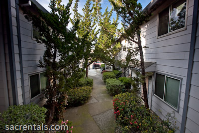 2015 P Street Midtown Sacramento Rental House Home